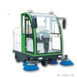 全封闭驾驶式扫地机SDK-200CM旅游景区地面道路灰尘垃圾清扫车