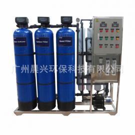 厂家热销0.5吨单级反渗透纯净水设备 自动化高 产水稳定 可定制