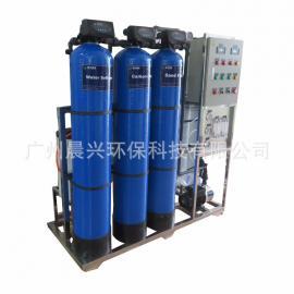 生活小区饮用水净化装置 去离子装置 反渗透纯净水设备