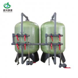 厂家直销30T锰砂过滤器 除黄水去腥味除铁锰净化水过滤 价格优惠