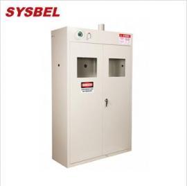 SYSBEL智能型外界排风三瓶位气瓶柜WA720103