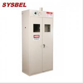 SYSBEL智能型外界排风两瓶位气瓶柜WA720102