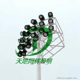 室外足球场田径场大功率高防护照明灯具