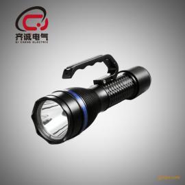 防水尘快充 RJW7503 手提防爆探照灯 LED强光电筒强光巡检工作灯