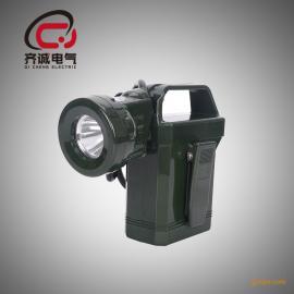 防水免维护 BAD303 便携式防爆强光工作灯 IW5100 LED手提照明灯