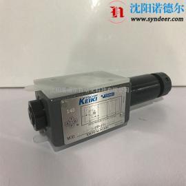 TOKYO KEIKI东京计器XG-06-F-20-JA-S8-J减压阀