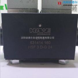 HAWE哈威HSF 4 D-G 24�Q向�y