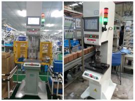 微电机伺服压装机,主轴伺服数控压装机,壳体伺服精密压装机