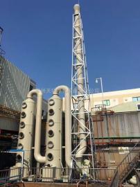 废气塔原理塑料厂废气处理设备在线咨询