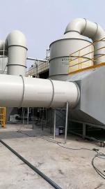 活性炭吸附箱 聚丙烯废气净化塔/天环环保设备厂