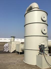 移动喷漆房聚丙烯废气净化塔/天环环保设备厂