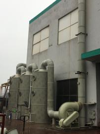 pp喷淋塔酸雾净化塔/天环环保设备厂