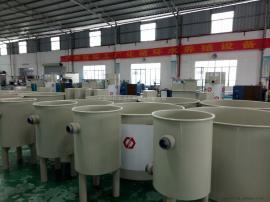 室内塑料水槽养鱼设备 循环水设备