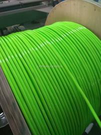 替代德国进口聚氨酯拖链电缆