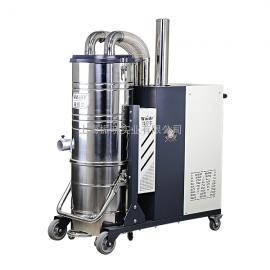 破碎机用工业吸尘器输送带配套工业吸尘器金属粉末碎屑收集器