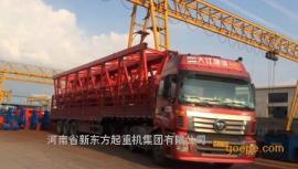 韩起180吨龙门吊发货