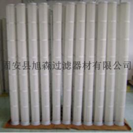 2米无纺布除尘滤芯_除尘器配套2米除尘滤芯_优质2米除尘滤芯厂家