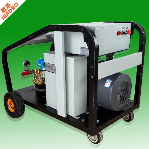 高压水流清洗机适用于清洗化工树脂