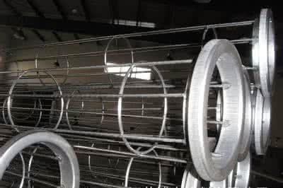 和顺县专业设计安装维修除尘器配件除尘骨架