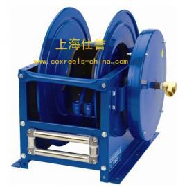美国COXREELS考克斯双管卷管器 自动卷盘 输气卷管器 输水卷管器