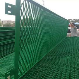 防眩网隔离网|高速公路防眩网|钢板网防眩网