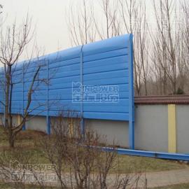 工厂围墙隔声屏障立柱挑选