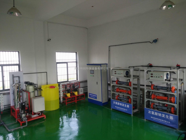 自来水厂用什么消毒/自来水厂消毒设备次氯酸钠发生器