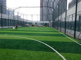 篮球网球足球场围网 包塑编织网镀锌勾花网 体育围网运动场围网