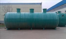 生产地埋式一体化污水处理装置