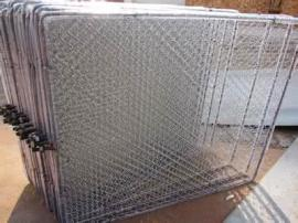静海单机除尘器配件PL扁骨架定做设计