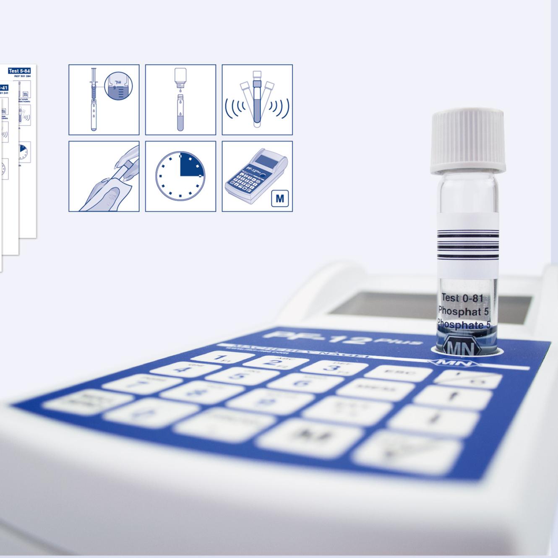 德国进口CODcr快速测定仪COD氨氮总磷检测仪总氮分析仪