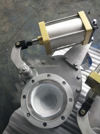 BZ643TC摆动式陶瓷进料阀/出料阀