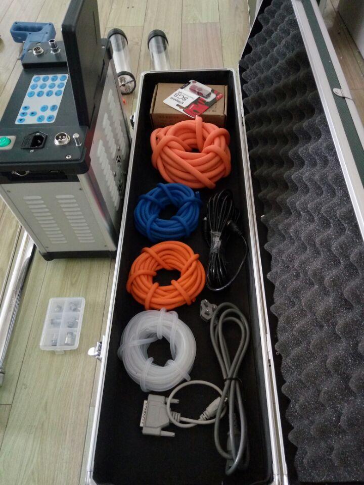 国标法烟尘烟气测试仪LB-70C天平称重烟尘颗粒物测试仪