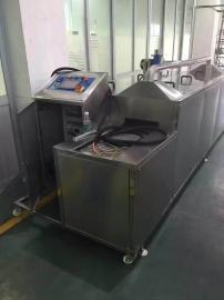 供应曲轴防锈清洗烘干机 通过式曲轴清洗机
