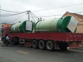 铭源环保玻璃钢一体化泵站厂家直销 价格优惠