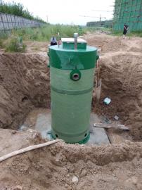 一体化污水提升泵站-铭源环保 诚信经营