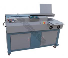 印后胶装机760A3无线胶装机