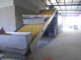 姜片带式干燥机