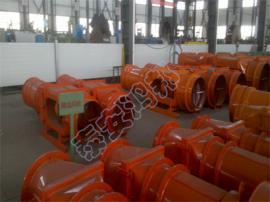 KCS矿用除尘风机金牌厂家 150D225D230D除尘风机