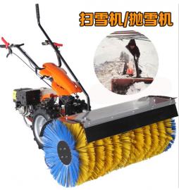 小型扫雪机服务物业小区 小型除雪机清除花园广场