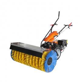 小型扫雪机方向可调 手推除雪机安全贴心