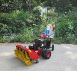 小型除雪车快速开路小型除雪机工厂学校必备