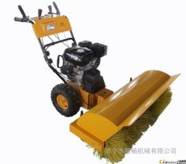 小型扫雪机清理快速滚刷扫雪机广泛使用