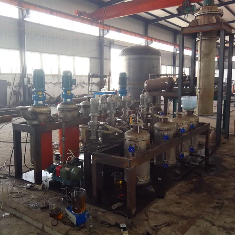 基础油柴油溶剂精制设备