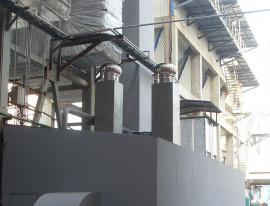 热电厂一次风机噪声治理,一次风机隔声罩