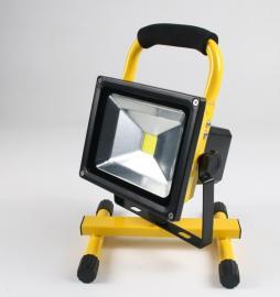 NIB8501�p便式�z修工作�� 白光 LED 30W 可充�式泛光��