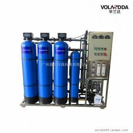 电子工业用去离子纯化水设备 全不锈钢反渗透纯净水设备