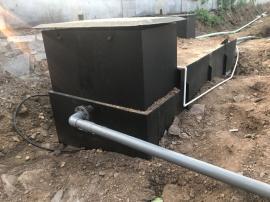 山村农村污水处理 地埋式污水处理设备一体化 专业生产
