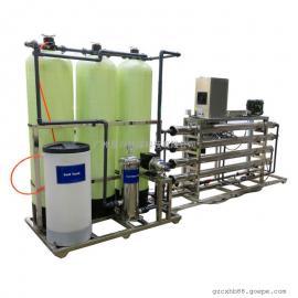 酸奶加工厂纯水设备 双级反渗透纯净水设备 去离子纯化水设备