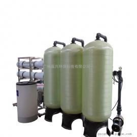 支持定制 商用家用去离子纯水机 全自动RO反渗透纯净水设备